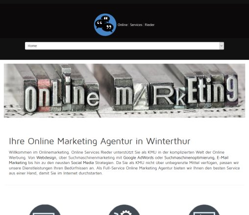 Online Marketing Agentur in Winterthur bei Zürich  Öffnungszeit
