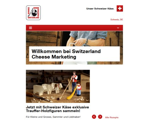 Schweizer Käse   Switzerland Cheese Marketing Switzerland Cheese Marketing AG Öffnungszeit