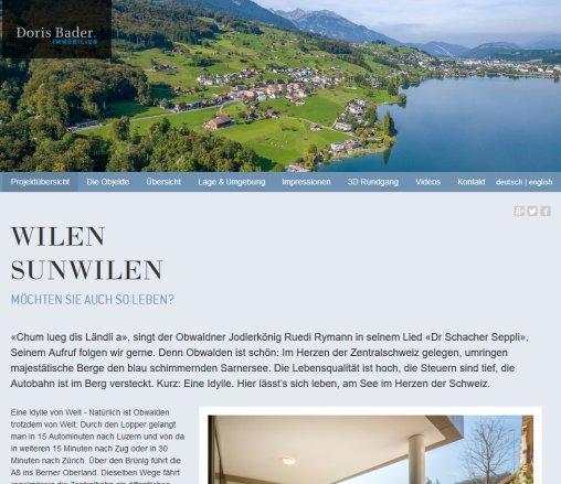 ᐅ Sunwilen Am Sarnersee Luzern Luzern 2019