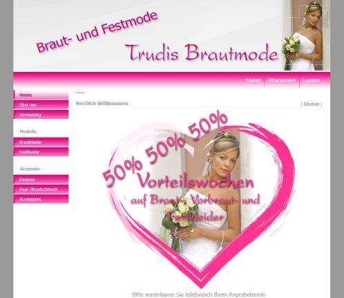 ᐅ Trudis Brautmode Hochzeitsmode Festkleider Strengelbach 2018