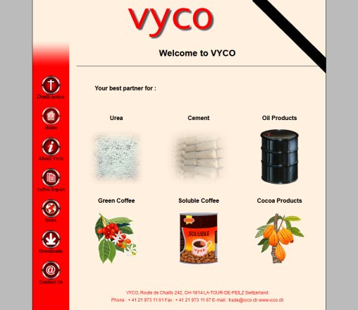 Vyco   Your Commodities Trading Partner  Öffnungszeit