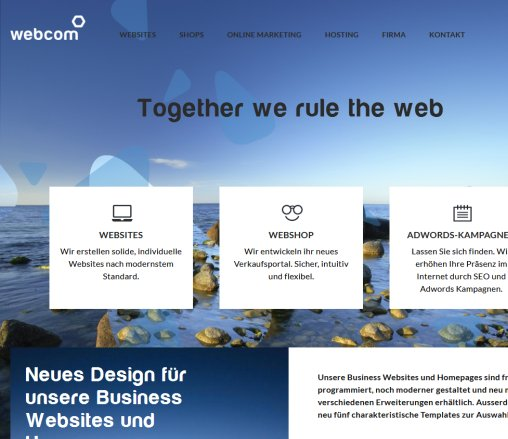 Webseiten | Places | Online Marketing | Webcom Media GmbH Webcom Media GmbH Öffnungszeit