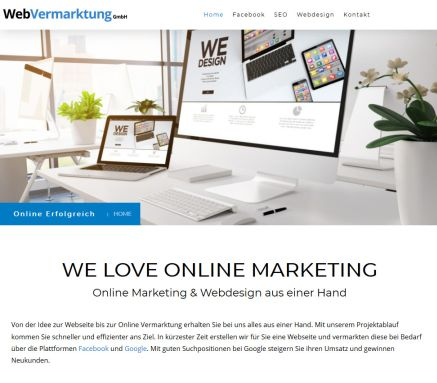 Online Marketing Agentur Öffnungszeit